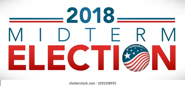 Election header banner w/ Vote