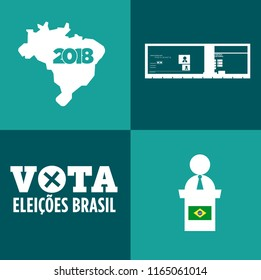 Elections in Brazil 2018