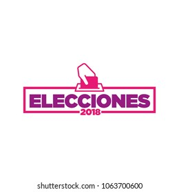Elections Mexico 2018
