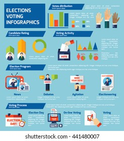 Vote Infographics Images, Stock Photos & Vectors | Shutterstock