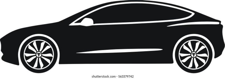 electric car,tesla