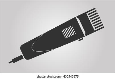 Electric clipper icon