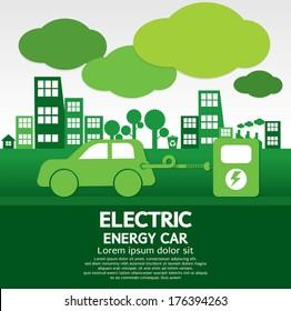 Electric Energy Car