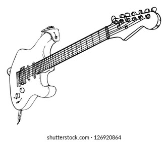 1000 bass guitar clip art pictures royalty free images stock Electric Bass Notes electric guitar drawn