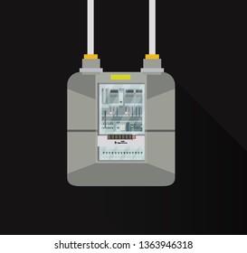 Electric meter,gas meter 2