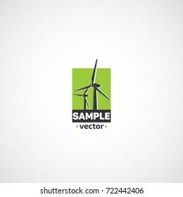 Electric Wind Turbine.