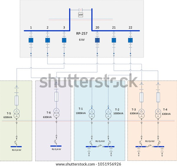 Electric Wiring Diagram Power Transformers Stock Vector ... on ac power plugs and sockets, distribution board, knob and tube wiring, three-phase electric power, circuit breaker, ring circuit, light switch, mains electricity by country, electrical system design, power cable, national electrical code, home wiring, circuit diagram, electrical conduit, earthing system, junction box, electrical wiring in north america, ground and neutral,