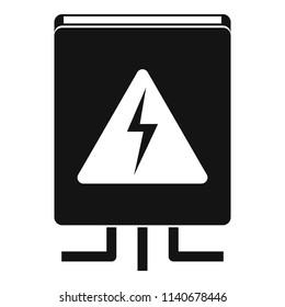 electrical box images stock photos vectors shutterstock. Black Bedroom Furniture Sets. Home Design Ideas