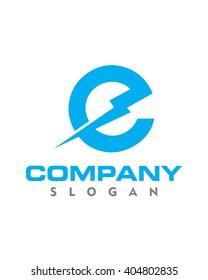 Electrical Logo, Power Logo, Electricity logo