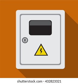 Electrical panel Icon