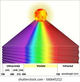 Electromagnetic Spectrum - Visible Light
