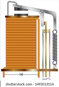 Electromechanical relays are electrically operated switches