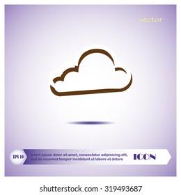 electron cloud, icon