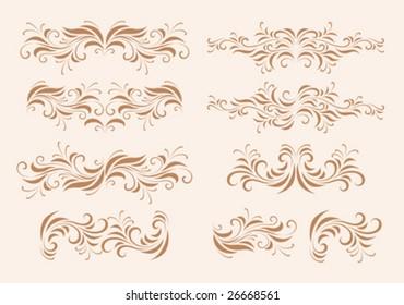 Elegance design elements
