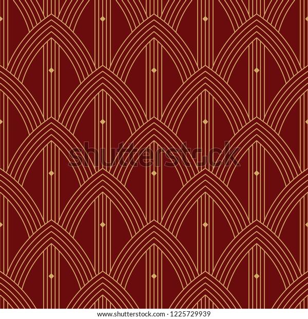 elegant art deco seamless pattern 600w 1225729939