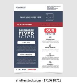 Elegant Business Flyer Template Design Template Full Print Ready