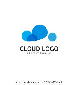 Elegant Cloud Logo
