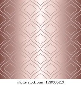 Elegant delicate background. Beautiful thin fan tiles seamless pattern. Modern stylish texture art deco. Abstract design for interior, fabric, wallpaper, wrapping paper, gift wrapper, packaging, print