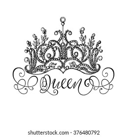 Black Queen Images Stock Photos Vectors Shutterstock
