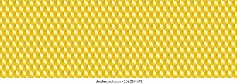 elegant horizontal polygonal gold for background and design,vector illustration.