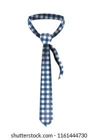 elegant necktie isolated icon