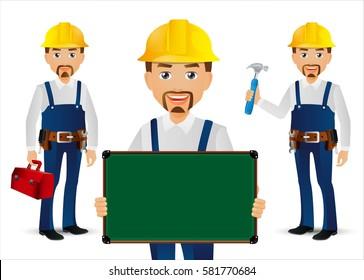 Elegant People-Professional.Engineer, worker