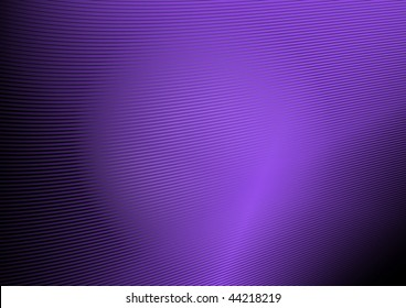 Elegant purple stripes