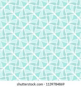Elegant Vector Seamless Pattern. Decorative Illustration. Abstract Art Deco Background.