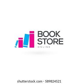 Elegant vectorgraphic book symbol