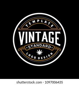 Elegant Vintage Logo design inspiration