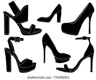 elegant women shoes