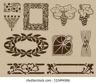 elements of decor