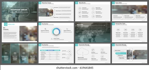 Presentation Template Images, Stock Photos & Vectors | Shutterstock