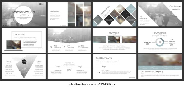 Fashion Powerpoint Template Images, Stock Photos & Vectors