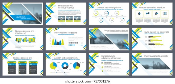 Elements of infographics for presentations templates. Annual report, leaflet, book cover design. Brochure layout, flyer template design. Corporate report, advertising template in vector Illustration.