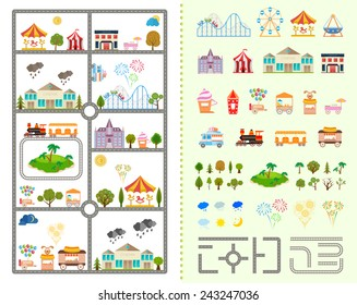 Town Map Symbols Images, Stock Photos & Vectors | Shutterstock Illustration Map Town on map print, map of louisiana and mississippi, map of spanish speaking world, map clipart, map making, map art, map of the south sewanee university, map infographic, map background, map design, map great britain, map of california and mexico, map key, map paper, map cartoon, map of belfast and surrounding areas, map of victoria, map books, map app, map travel,