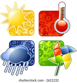 elements of weather