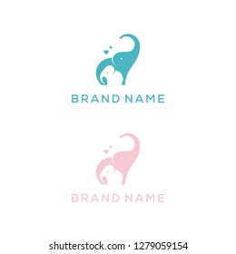 Elephan Logo Design