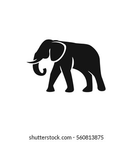 elephant icon illustration isolated vector sign symbol