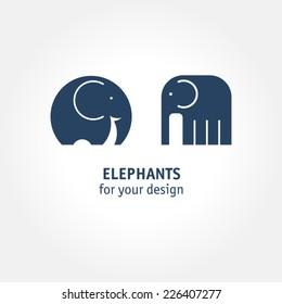 elephant icons