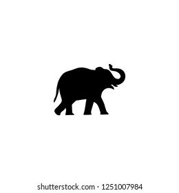 elephant symbol images stock photos vectors shutterstock https www shutterstock com image vector elephant vector icon sign on white 1251007984