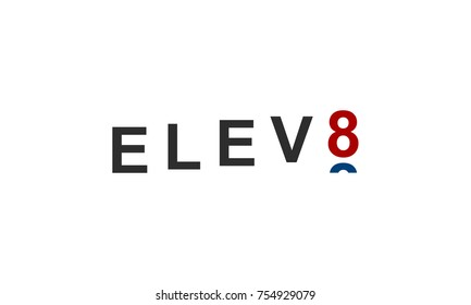 Elevate logo template