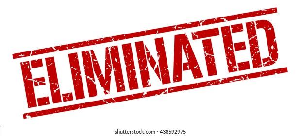 eliminated stamp.stamp.sign.eliminated.