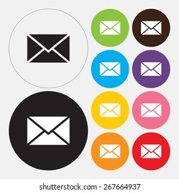 Email icon - Vector