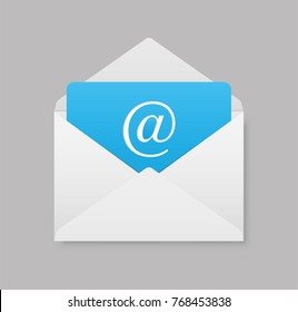 Email. Stock vector