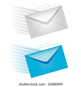 e-mail vector icons