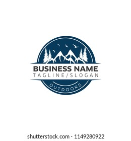 Emblem Outdoor Logo