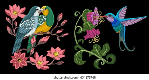 Embroidery Design Images Stock Photos Vectors Shutterstock