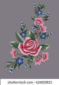 Embroidery for Fashion