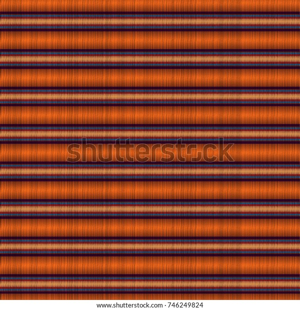 Embroidery Pattern. Ethnic Vector Seamless Background. Traditional Vintage Sailor Stripes Summer Pattern. Stitched Embroidery Pattern. Boho Hipster Background, Tribal Art Funky Seamless Sailor Stripes